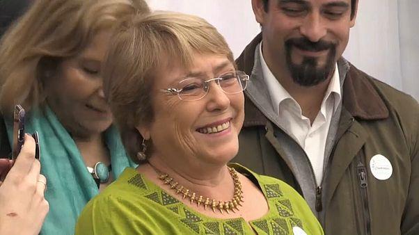 Michelle Bachelet aux droits de l'Homme