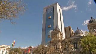 Bolívia: Átadták az elnök kedvenc épületét