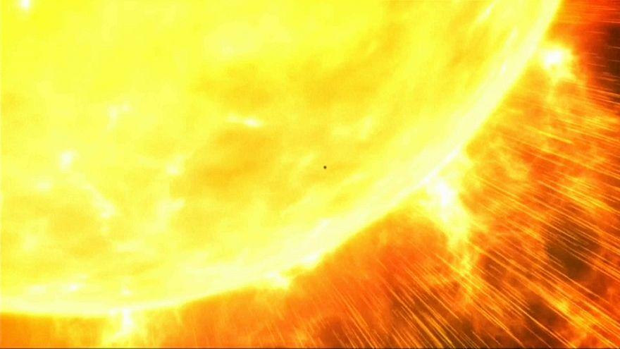 Il Sole è al minimo della sua attività