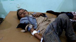 Red Cross calls for combatants to spare children in Yemen conflict