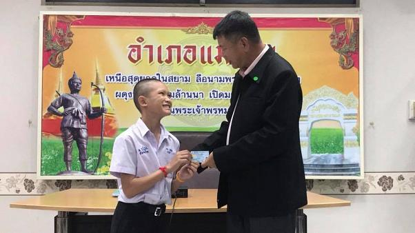 Cave rescue boys and their coach granted Thai citizenship | The Cube