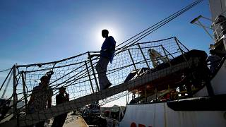 France opens arms to Spain's new migrant arrivals