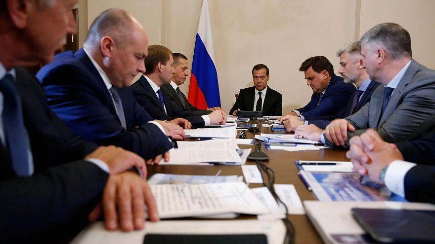Orosz miniszterelnök: Ez már gazdasági háború