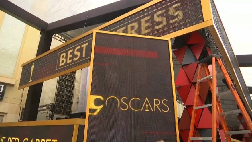 The Academy Awards recognise excellence in the film industry