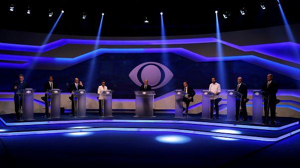 Brésil : un débat et un absent