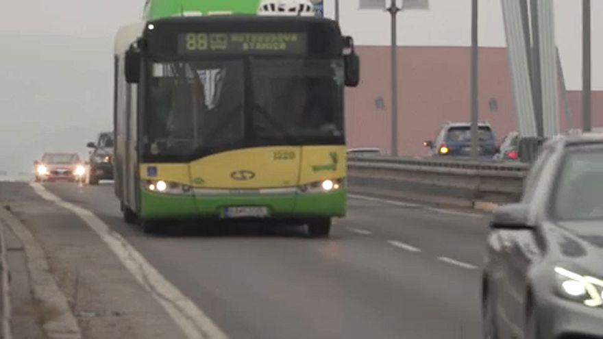 Komoly hiány van sofőrökből Szlovákiában