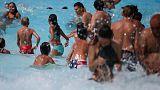 Badespaß ist immer auch mit Gefahren verbunden