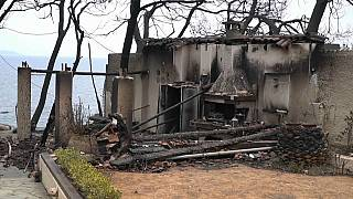 Greece fire victims to receive compensation