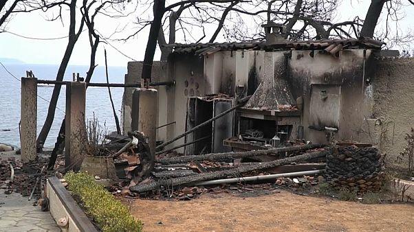 Griechische Hausbesitzer werden entschädigt