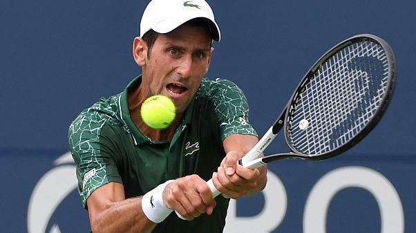 Djokovic eliminado da Taça Rogers