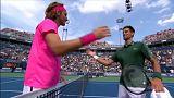 El joven Tsitsipas elimina a Djokovic de la Rogers Cup