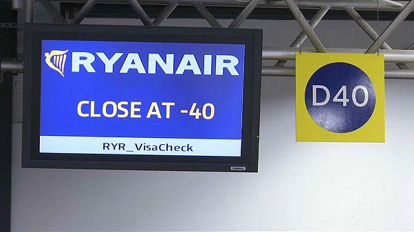 Ryanair garante 85% dos voos apesar da greve