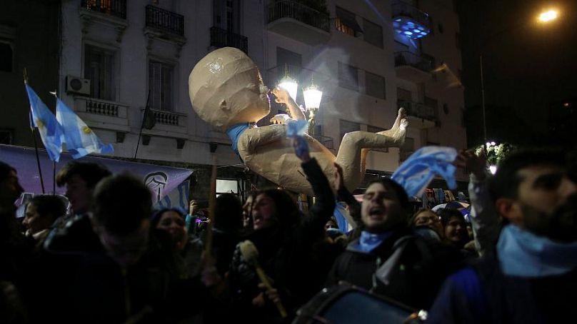 REUTERS/ Agustin Marcarian
