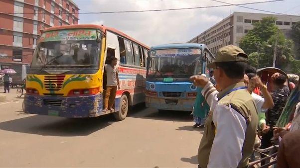 Bangladés estudia aplicar la pena de muerte a quien cometa homicidios al volante