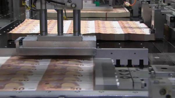 Πτώση του ευρώ από την αδύναμη τουρκική λίρα