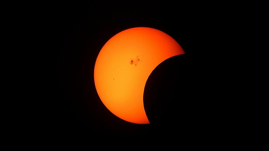 Partial solar eclipse happens on Aug 11, 2018