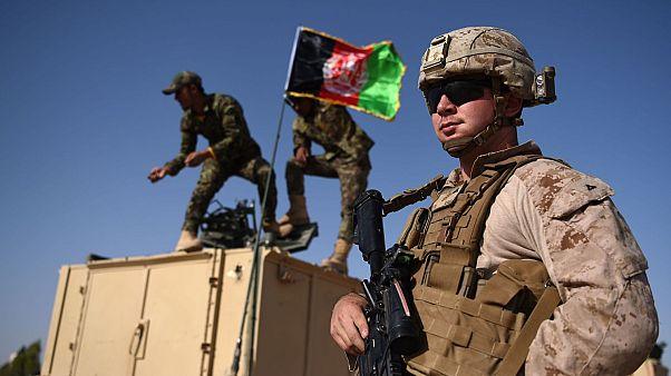 Afganistan 26 yıl sonra hava sahasının kontrolünü sağladı