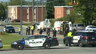 At least four dead in Canada shooting