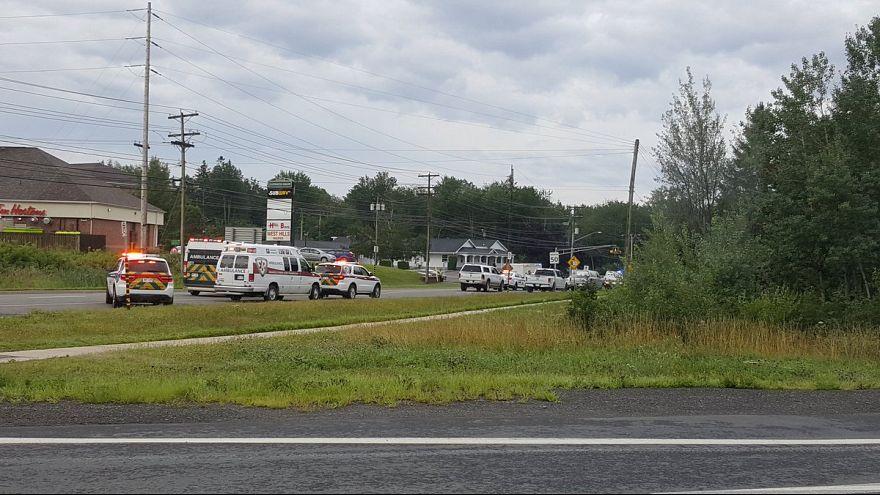 Cuatro muertos en un tiroteo en el este de Canadá