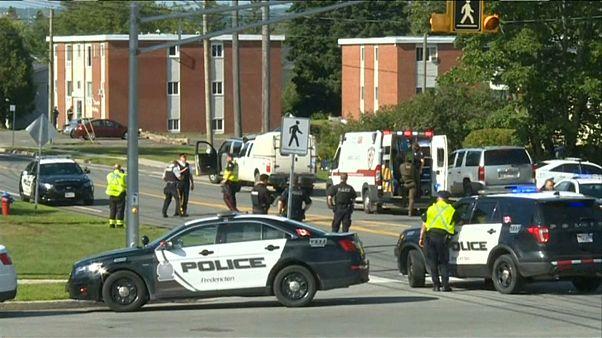 Tiroteio no Canadá faz pelo menos quatro mortos