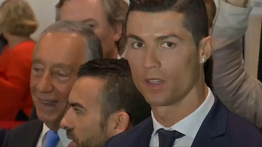 Cristiano Ronaldo einigt sich mit spanischer Finanzbehörde
