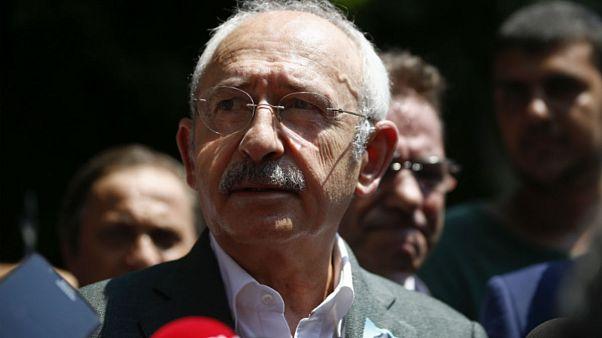 Kılıçdaroğlu'ndan yerel seçim hamlesi: A takımı'nı yeniledi