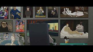 """""""Ruben Brandt, Collector"""": a Locarno, lo strano film d'animazione dello sloveno Krstic"""