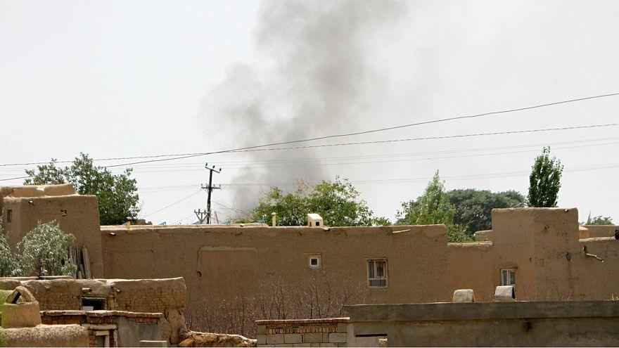 اقتحام مدينة غزني الأفغانية يجبر طالبان على التراجع
