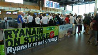Sciopero Ryanair, i passeggeri chiedono risarcimento danni