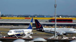 Ryanair pilotlarının grevi Avrupa'da 55 bin yolcuyu mağdur etti