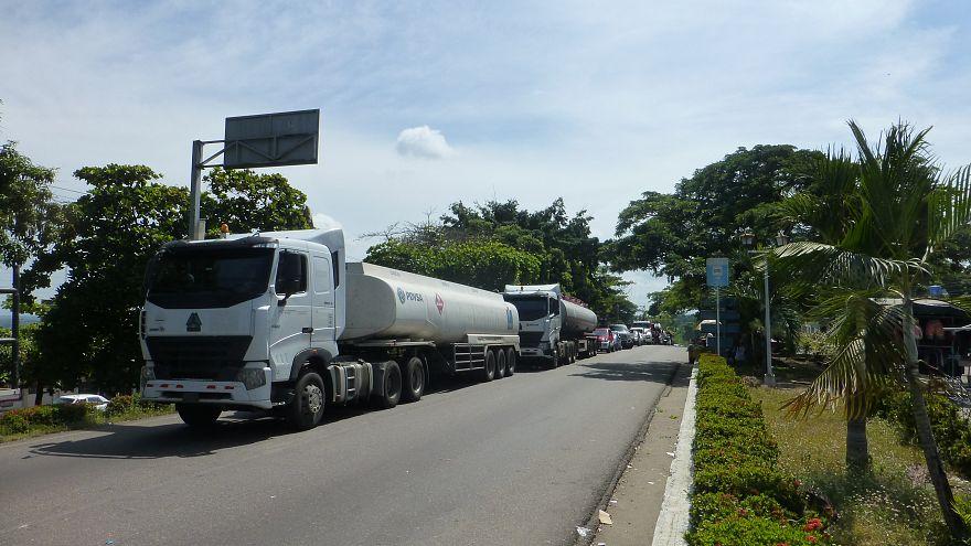 Tráfico de gasolina: Testimonio desde los Andes de Venezuela - Punto de vista