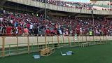 درگیری در ورزشگاه آزادی در آستانه مسابقه استقلال تراکتورسازی