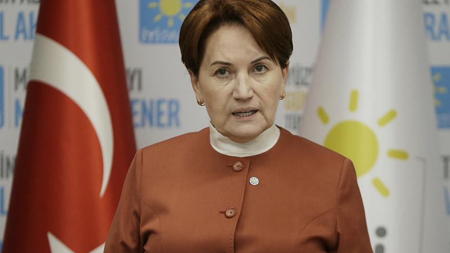 Akşener: Bu adımlar atılmazsa Türkiye IMF'lik olur