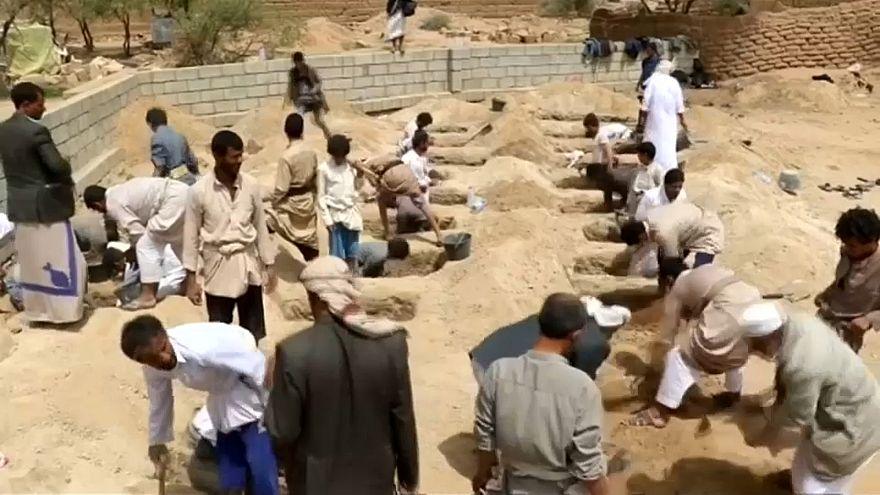 الحوثيون: عدد قتلى هجوم صعدة وصل لـ 51 قتيلاً والسعودية تحقق