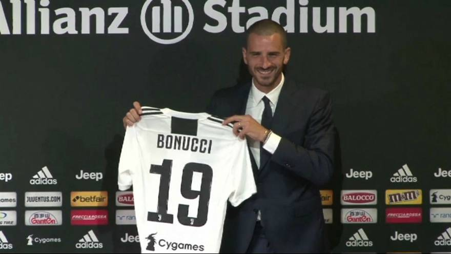 بازگشت بونوچی به یوونتوس