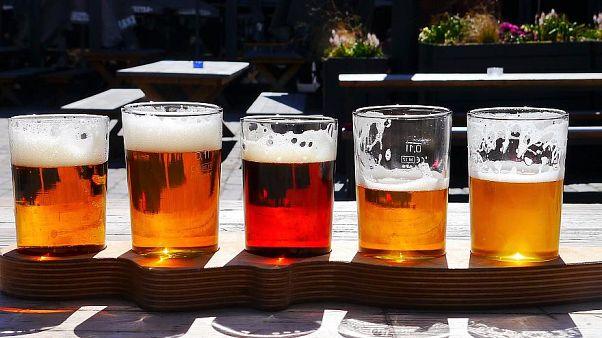 """""""دراكس"""" البريطانية تنقذ صناعة البيرة بتجربة جديدة"""