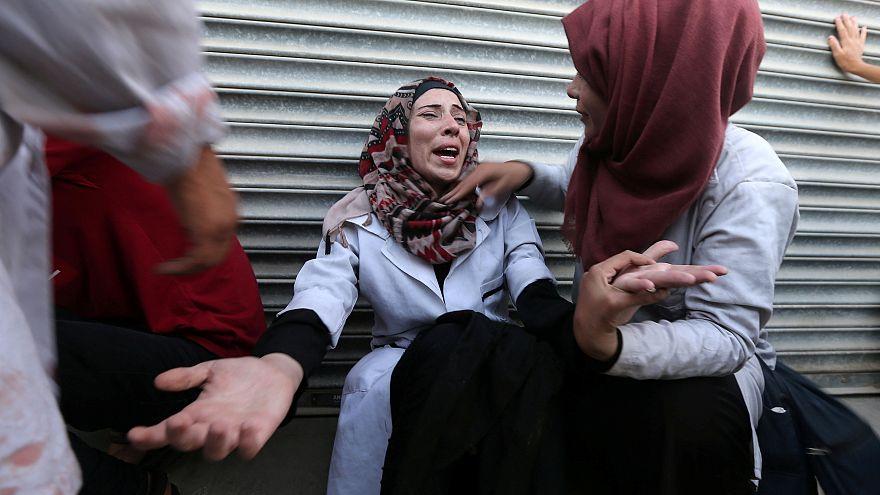 Nouveau vendredi de la colère, deux Palestiniens tués à Gaza