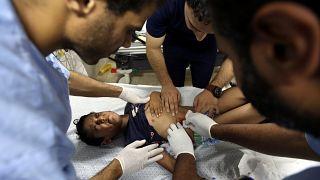 Γάζα: Επεισόδια μετά τη συμφωνία κατάπαυσης πυρός