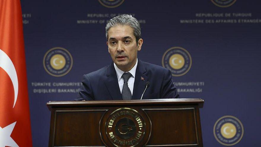 Türkiye: ABD'ye gerekli karşılık verilecek