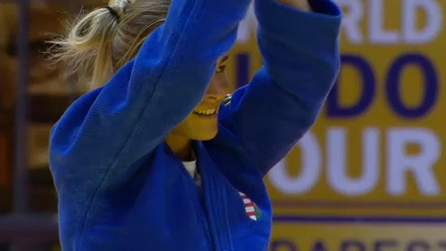 Judo fans delighted at 2018 Budapest Grand Prix