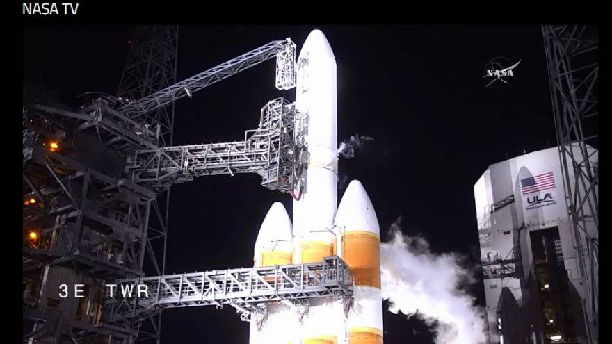 NASA delays solar probe launch due to last minute 'red alarm'