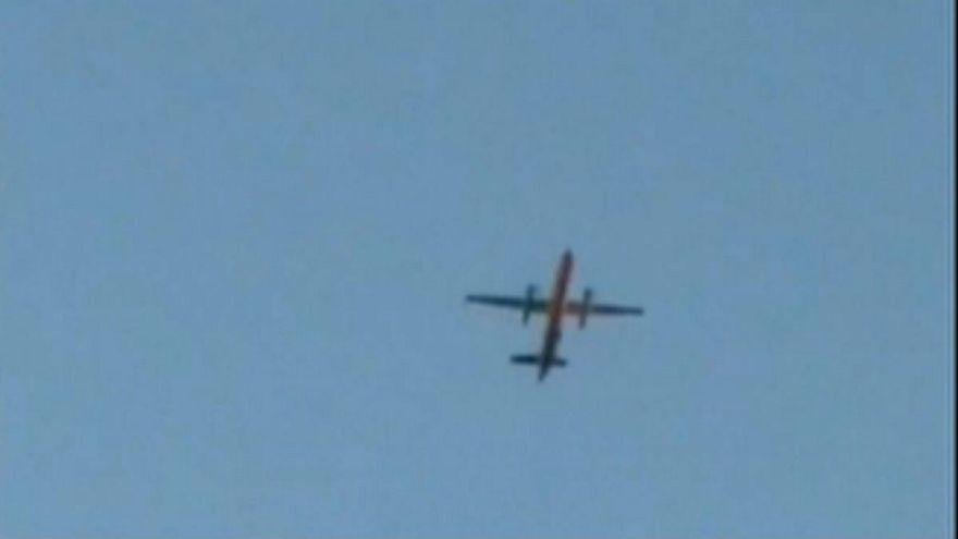 یک مکانیک با هواپیمای دزدی در سیاتل سقوط کرد