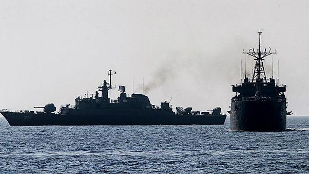 مقام آمریکایی: ایران در رزمایش اخیر خود موشک ضد ناو را آزمایش کرده است