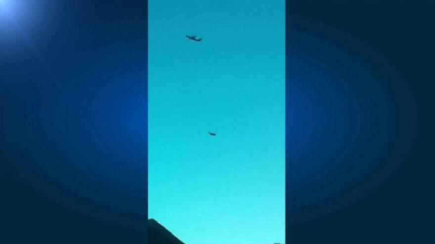 В США механик угнал и разбил самолёт