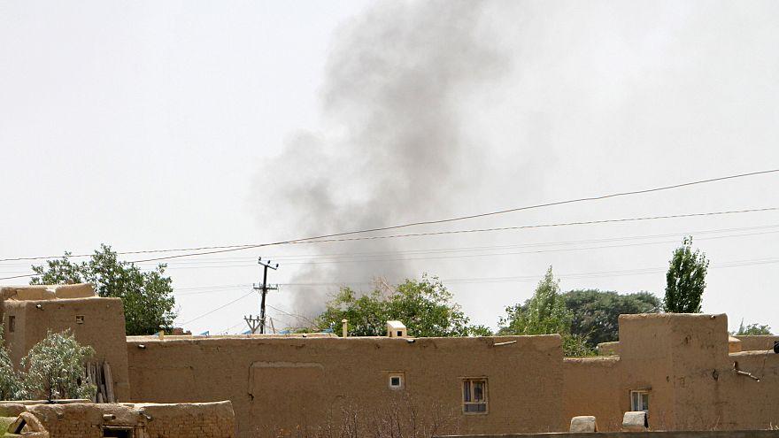 حمله طالبان به غزنی افغانستان؛ دولت کنترل شهر را بازپس گرفت