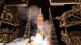 NASA launches daring solar probe mission to 'touch' the sun