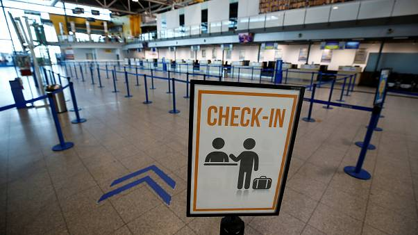 Ryanair strike hits 55,000 passengers across Europe as talks begin Monday