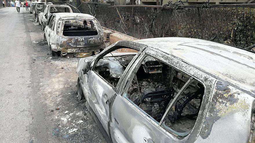حرائق  الغابات تواصل حصد الضحايا في  اليونان