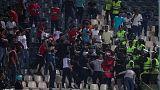 ۴۳ هوادار تراکتورسازی تبریز در «بازداشت» باقی ماندند