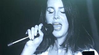 Lana Del Rey als Topstar auf dem Sziget-Festival